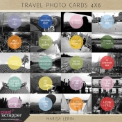 Travel Photo Cards 4x6 Kit