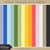 World Traveler Papers Kit- Solids
