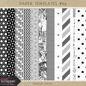 Paper Templates Kit #69