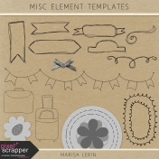 Misc Element Templates Kit
