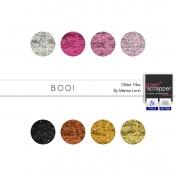 Boo! Glitters Kit