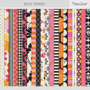 Boo! Papers Kit