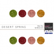 Spring Fields Glitters Kit