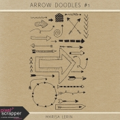 Arrow Doodles Kit #1