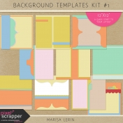 Background Templates Kit #1