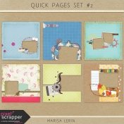 Quick Pages Kit #2