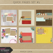 Quick Pages Kit #3