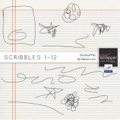 Scribbles 1-14 Kit