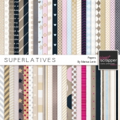 Superlatives Papers Kit