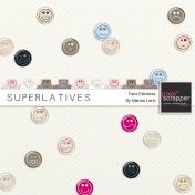 Superlatives Faces Kit