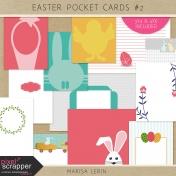 Easter Pocket Cards Kit #2