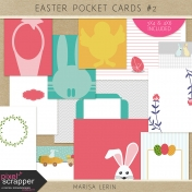 Easter Pocket Cards Kit #2