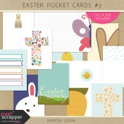 Easter Pocket Cards Kit #3