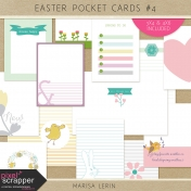 Easter Pocket Cards Kit #4