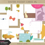 Easter Pocket Cards Kit #5