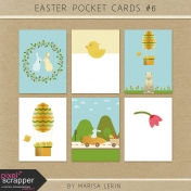 Easter Pocket Cards Kit #6