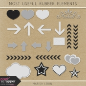 The Most Useful Rubber Elements Kit