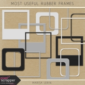 The Most Useful Rubber Frames Kit