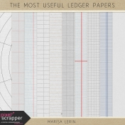 The Most Useful Ledger Papers Kit