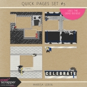 Quick Pages Kit #5
