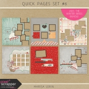 Quick Pages Kit #6