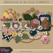 Birdhouse In My Soul Elements Kit
