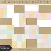 Marisa's Pocket Templates Kit #2