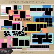 Layout Templates Kit #11