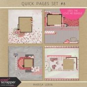 Quick Pages Kit #8