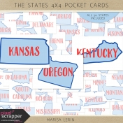 The States 4x6 Pocket Cards Kit