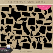 The States Custom Shapes