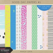 Good Day Papers Kit #2