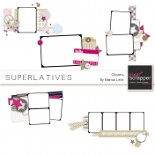 Superlatives Clusters Kit
