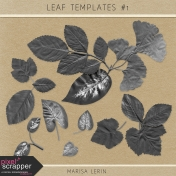 Leaf Template Kit #1
