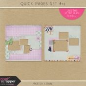 Quick Pages Kit #12