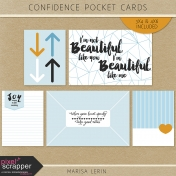 Confidence Pocket Cards Kit