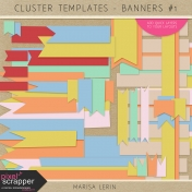 Cluster Templates Kit- Banners