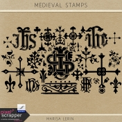 Medieval Stamps