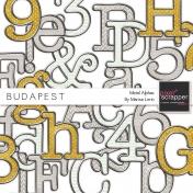 Budapest Metal Alphas Kit