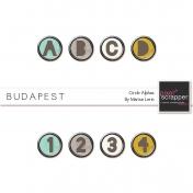 Budapest Circle Alphas Kit