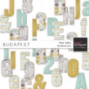 Budapest Plastic Alphas Kit