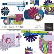 Balkans Mini Clusters Kit