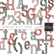 February 2013 Blog Train Alphas