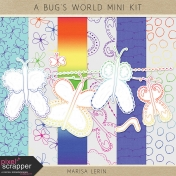 A Bug's World Mini Kit