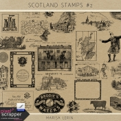 Scotland Stamps Kit #2