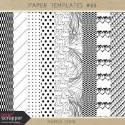 Paper Templates Kit #86