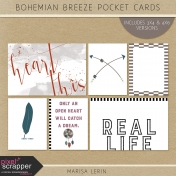 Bohemian Breeze Pocket Cards Kit