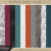 Bohemian Breeze Papers Kit