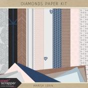 Diamonds Papers Kit
