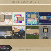 Quick Pages Kit #16